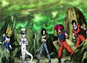 Dragon Ball Super Alliance Jigsaw