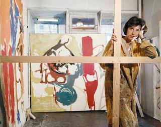 Frankenthaler, acclaim of the sweetness