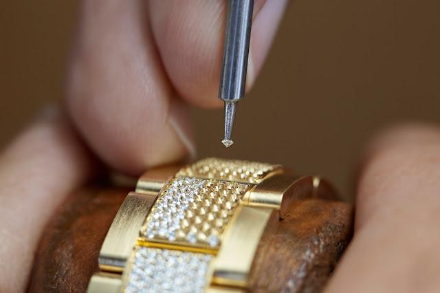 Photo of Rolex Precious Stones