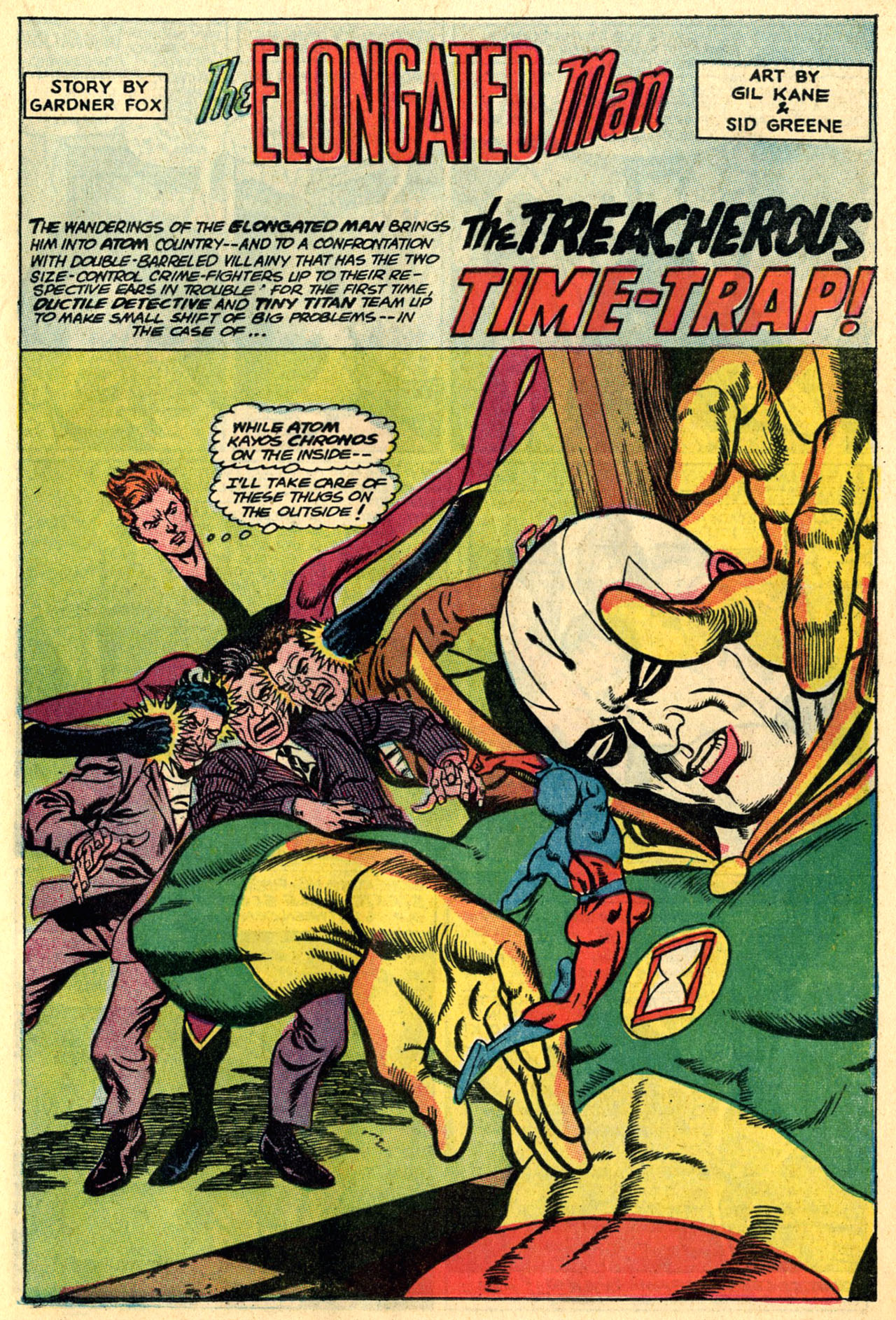 Detective Comics (1937) 368 Page 19