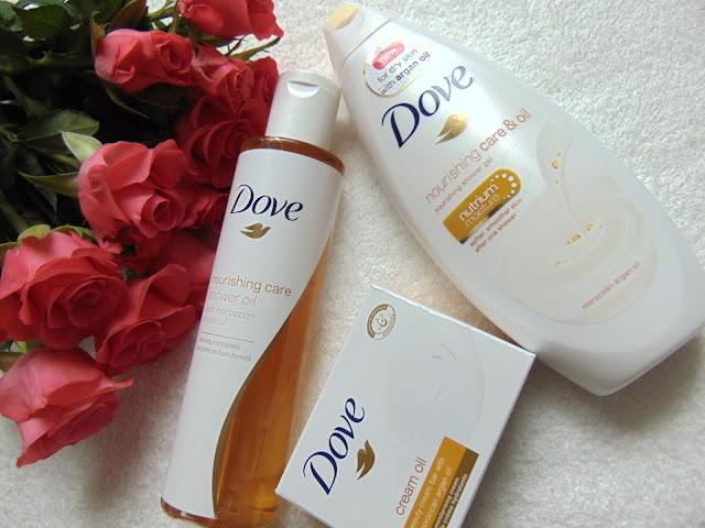 Dove z Marokańskim Olejkiem Arganowym - nowa linia kosmetyków
