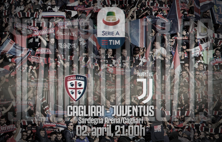 Serie A 2018/19 / 30. kolo / Cagliari - Juventus, utorak, 21:00h