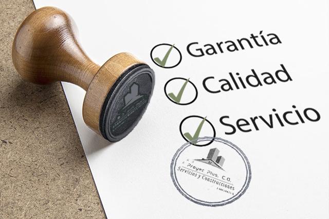 Garantia Proyecplus