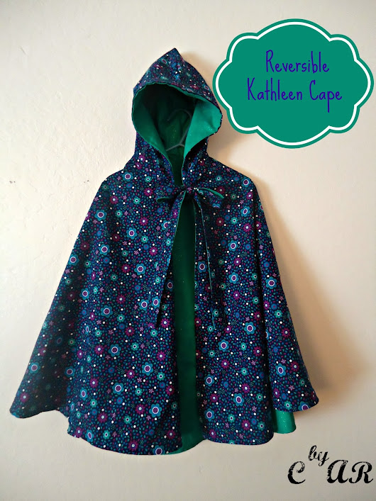 The Reversible Kathleen Cape