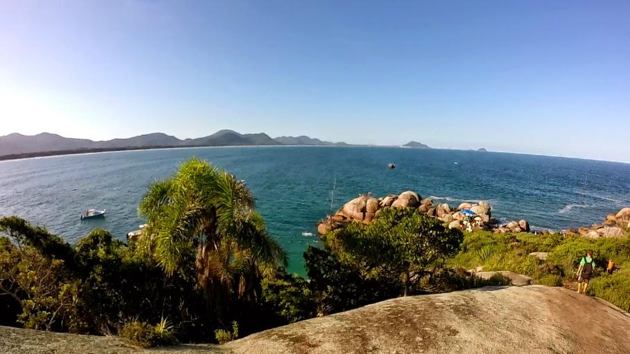 O que fazer em Florianópolis Piscinas Naturais Barra da Lagoa