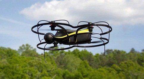 Kamera Drone Tercanggih