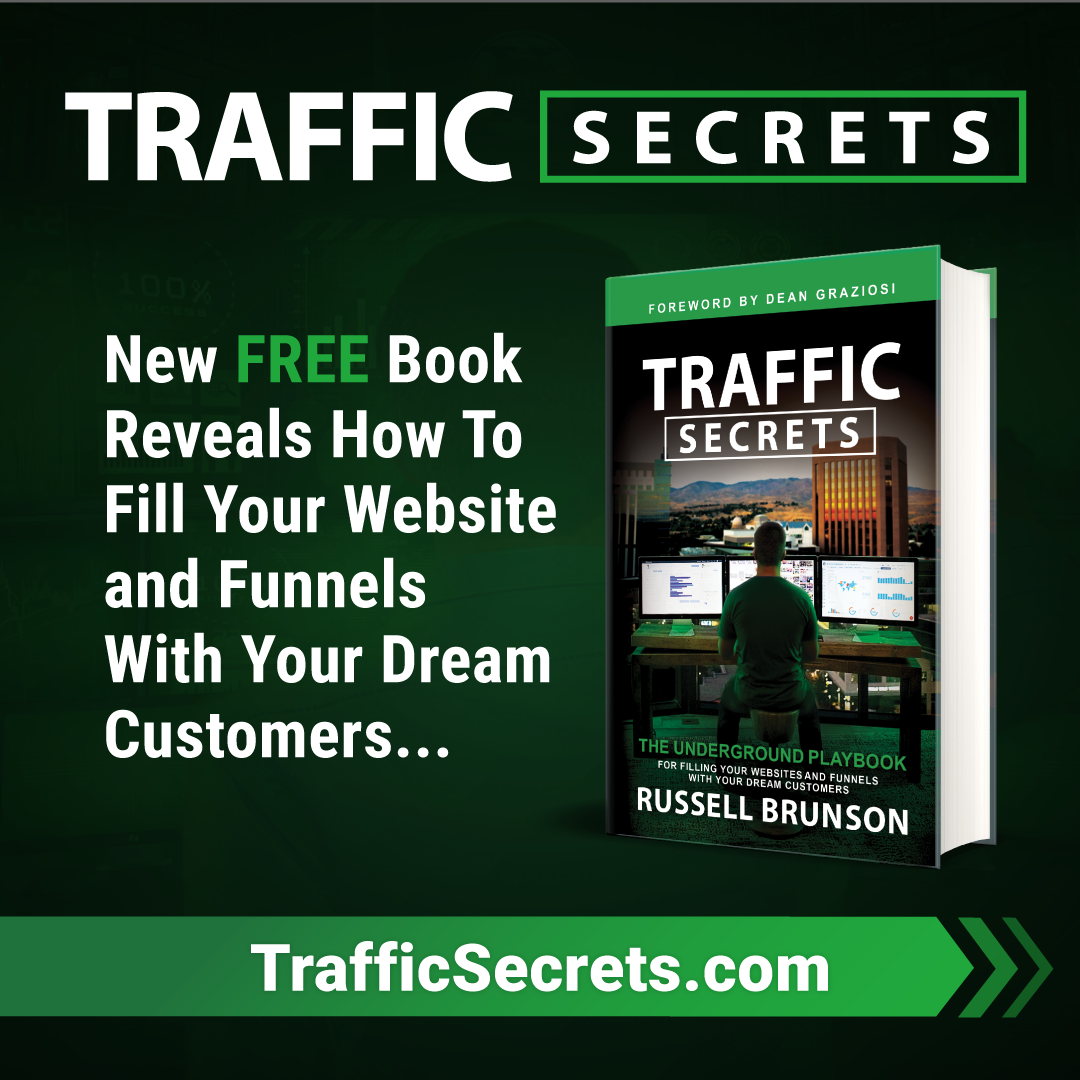 Ultimate Traffic SECRET(limited edition)