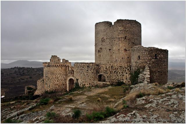 Torre del Homenaje (siglo XIII) foto de la visita posterior