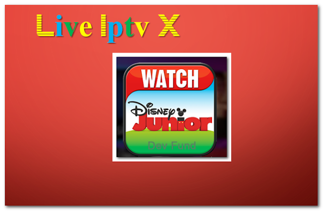 Disney Junior kids addon