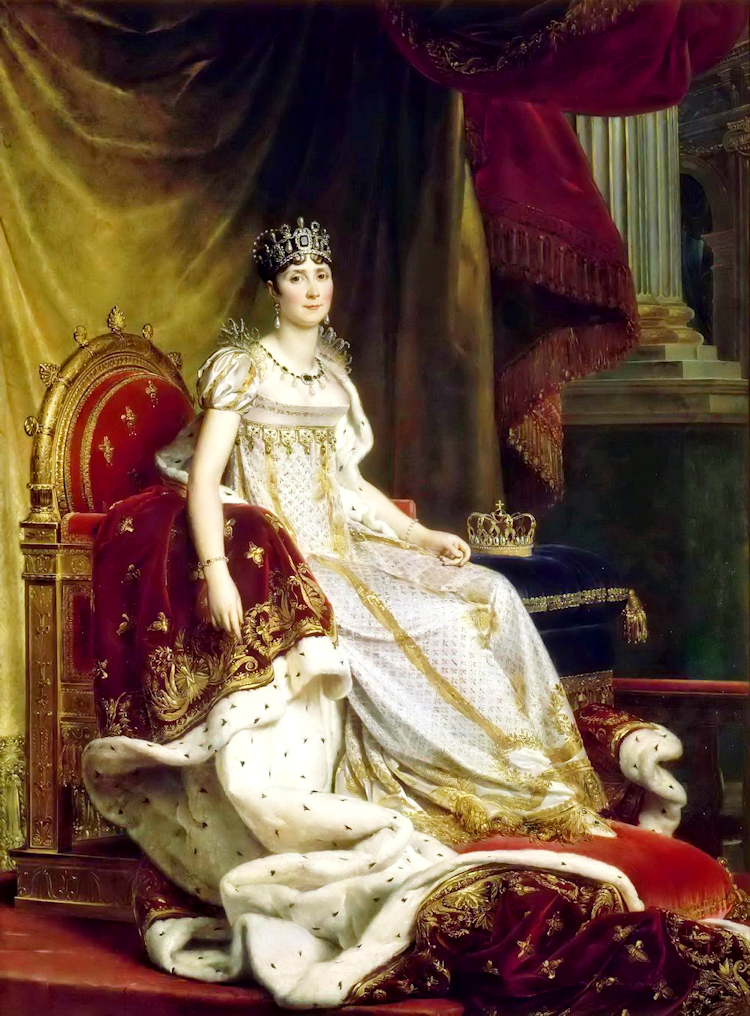 The Empress Iii: Gods And Foolish Grandeur: First Empress Of The French