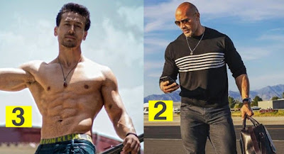 World's top 5 best action heroes