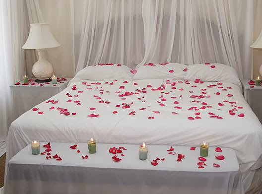 Trithe Com Romantic Valentine S Day Bedroom Decorations Ideas