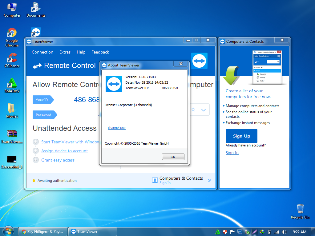 Teamviewer Is Now Integrated Into