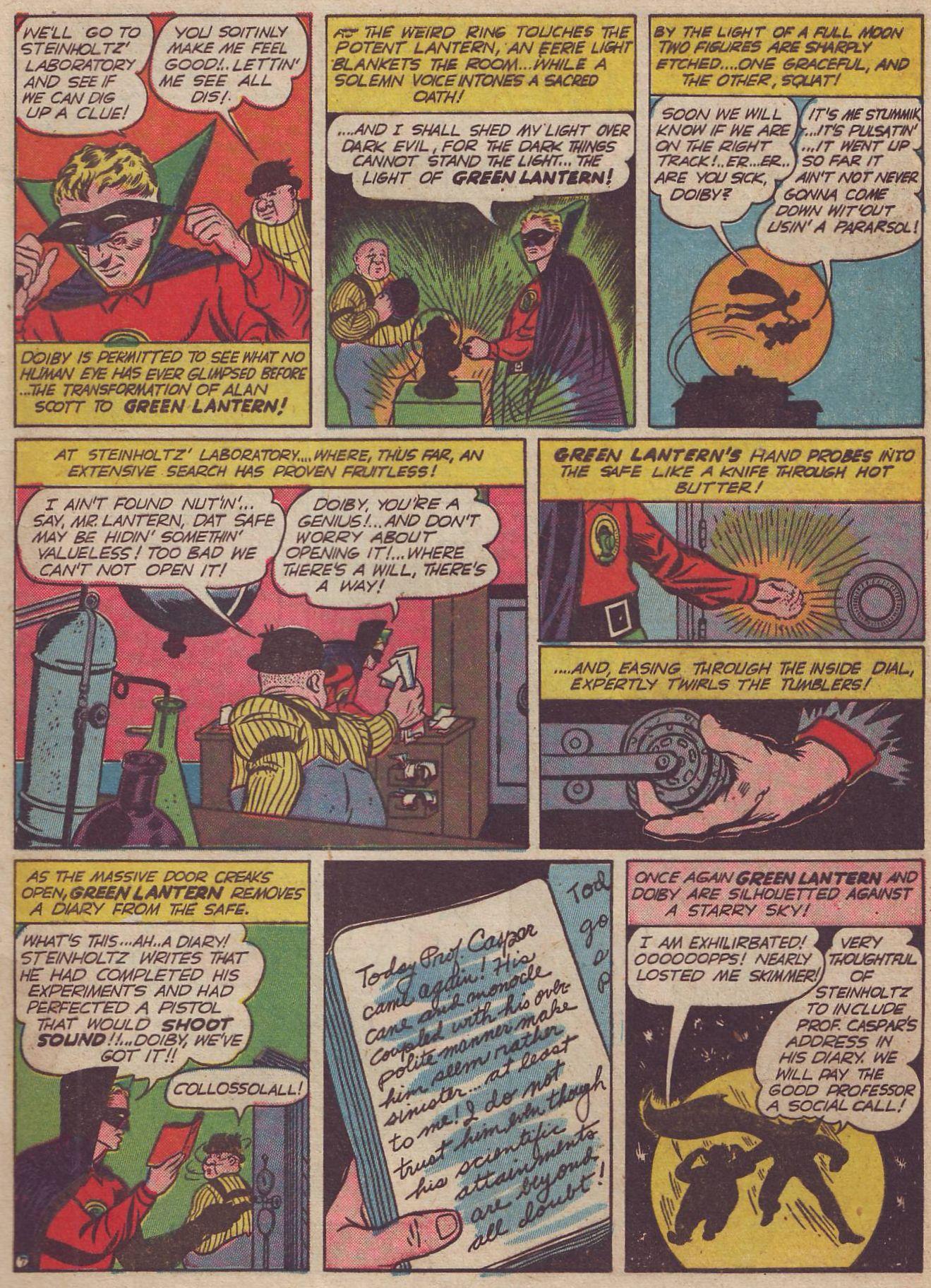 Read online All-American Comics (1939) comic -  Issue #37 - 9