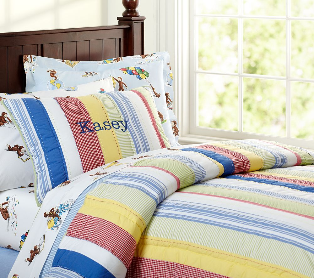 Pottery Barn Kids Kasey Quilted Bedding Copycatchic