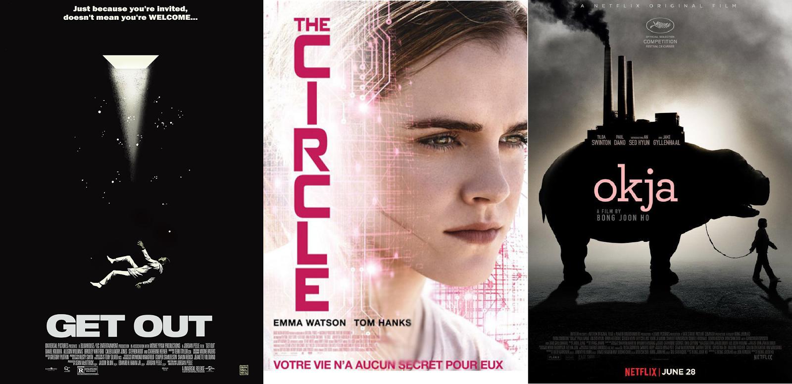 Trois films qui font réfléchir
