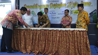 FK UGJ Cirebon Teken MoU Demi Tingkatkan Kualitas