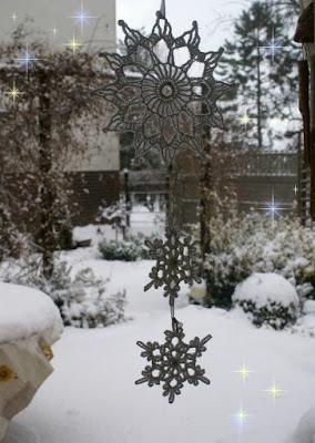 Porcelana i ceramika, malowana w zimowe pejzaże