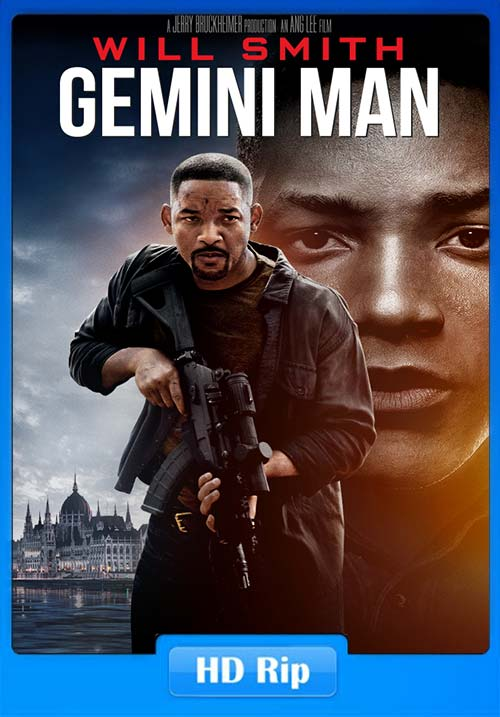 Gemini Man 2019 Hindi 720p BDRip Tamil Telugu Eng ESub x264 | 480p 300MB | 100MB HEVC