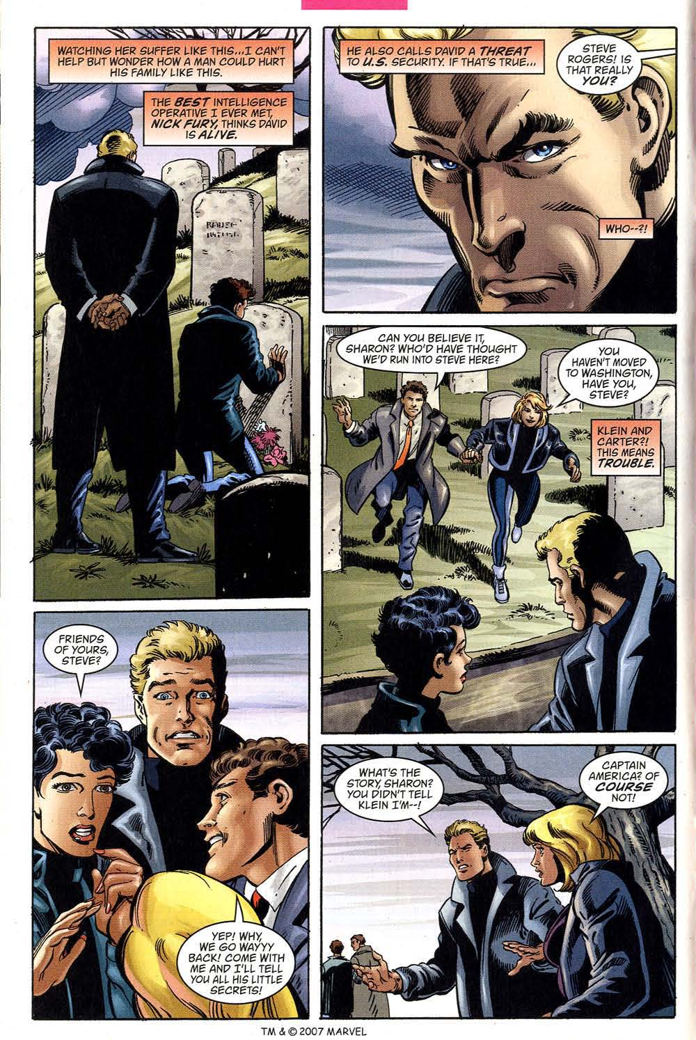 Captain America (1998) Issue #39 #46 - English 10