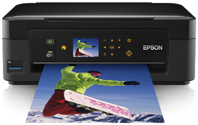 Epson Expression Home XP-403 Printer Driver Download