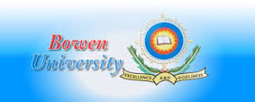 2016/2017 Bowen University Admission List Released With Acceptance Payments: Check Now
