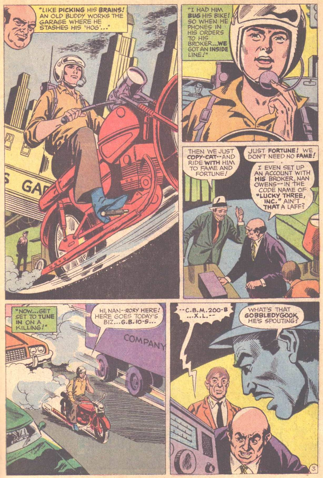 Detective Comics (1937) 396 Page 4