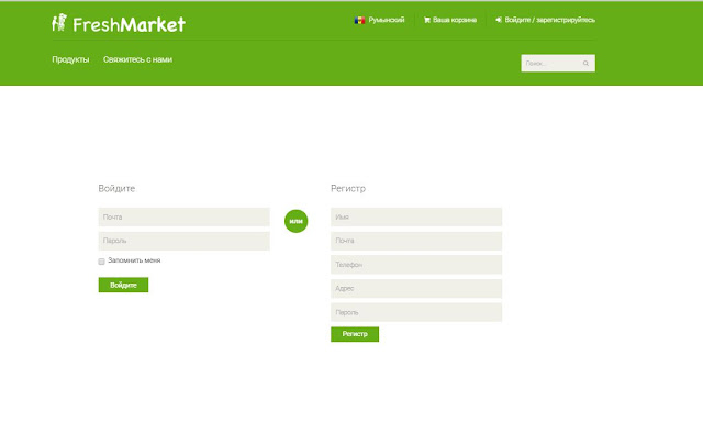 Tutorial Full CodeIgniter : Source Code Toko Online Fresh Market Gratis Dari BERGA
