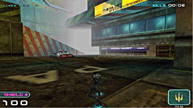 G-Sector - Image du Jeu
