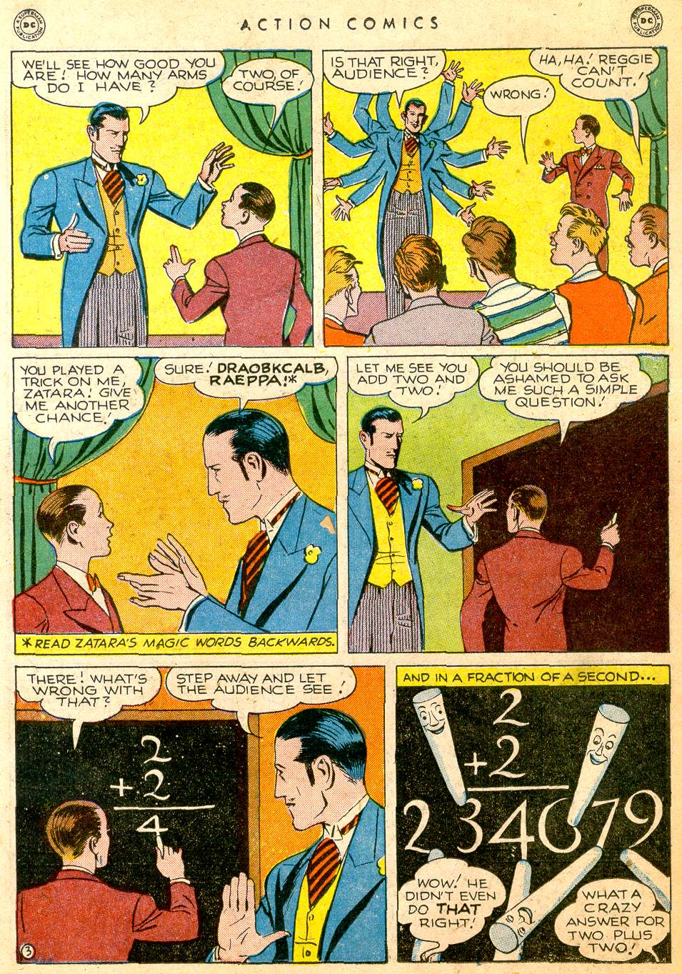 Read online Action Comics (1938) comic -  Issue #126 - 27