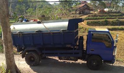 Pamekasan Kekeringan: Warga Terpaksa Beli Air Untuk Kebutuhan Hidup