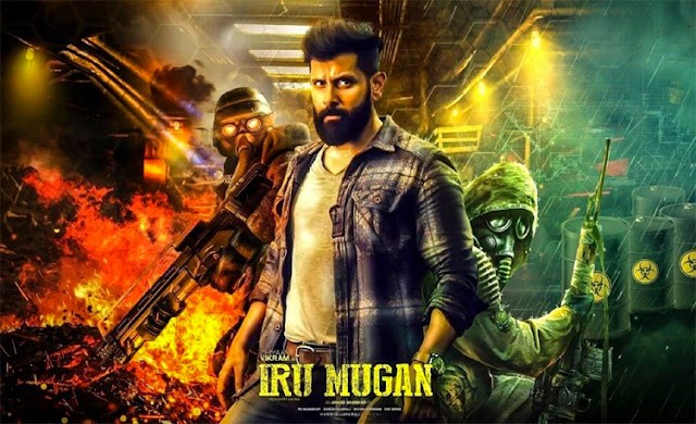 Vikram's Iru Mugan Audio Release and Trailer