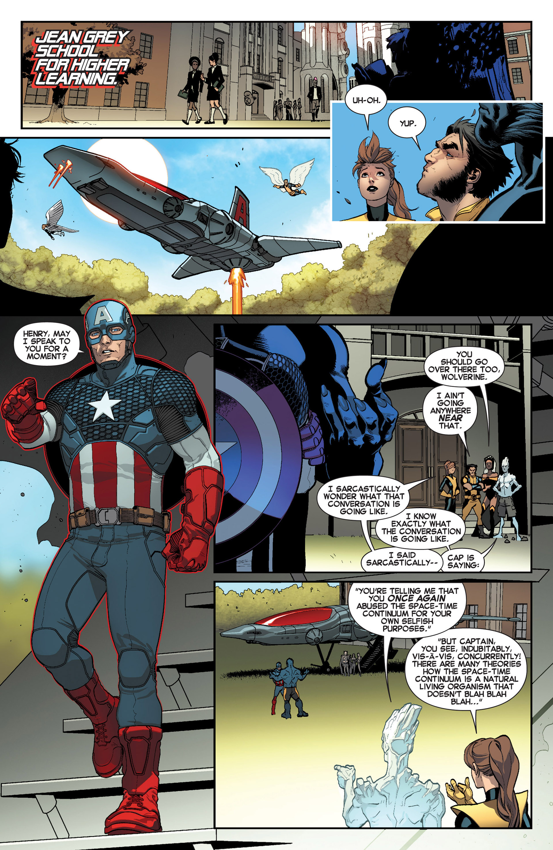 Read online All-New X-Men (2013) comic -  Issue #8 - 15