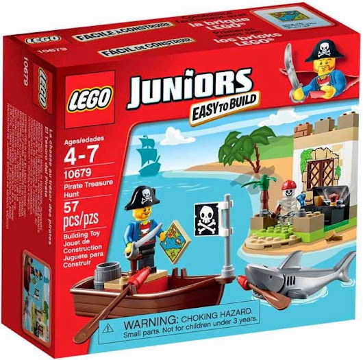 2015 LEGO Set 10679 Pirate Treasure Hunt
