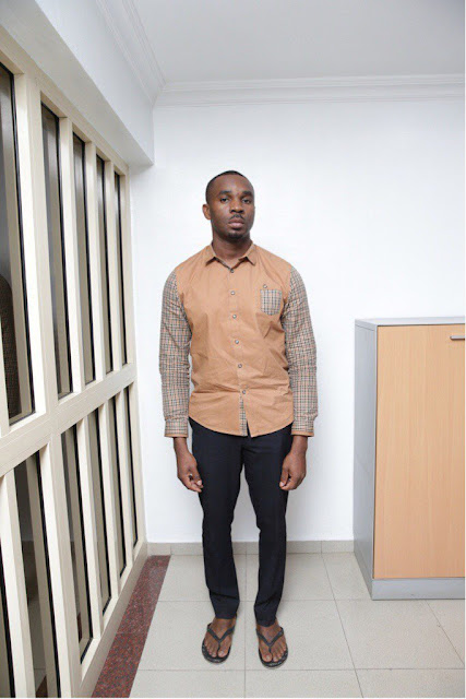 Pretty Mike arrested by Lagos state police for using dog chains on girls and dehumanizing them