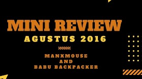 Mini Review Agustus 2016