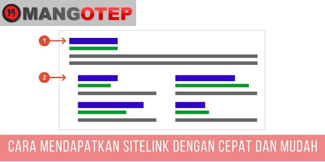 Cara Mendapatkan Sitelink dengan Cepat dan Mudah