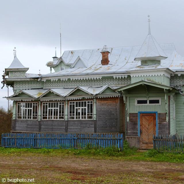 Село Заозерье Угличского района Ярославской области