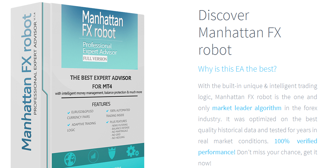 Robot forex terbaik 2016