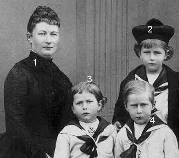 Deutsche Kaiserin und Königin von Preußen