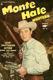 Monte Hale Western 32 cover