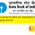 SBI Recruitment 2019 for Specialist Officers Posts Apply Online