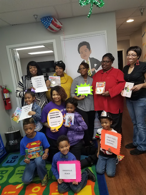 2,500 books for children given away through Tyler's #1000bookgiveaway