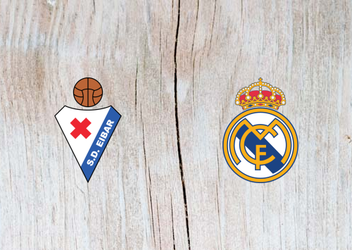 Eibar vs Real Madrid Full Match & Highlights 24 November 2018