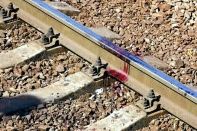 В Изюме пьяному жителю отрезало поездом ноги