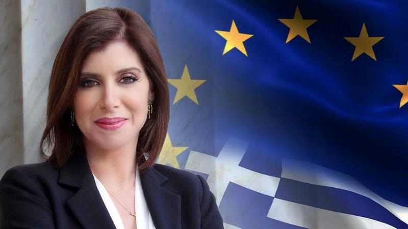 Στην Αλεξανδρούπολη θα μιλήσει η Άννα Μισέλ Ασημακοπούλου