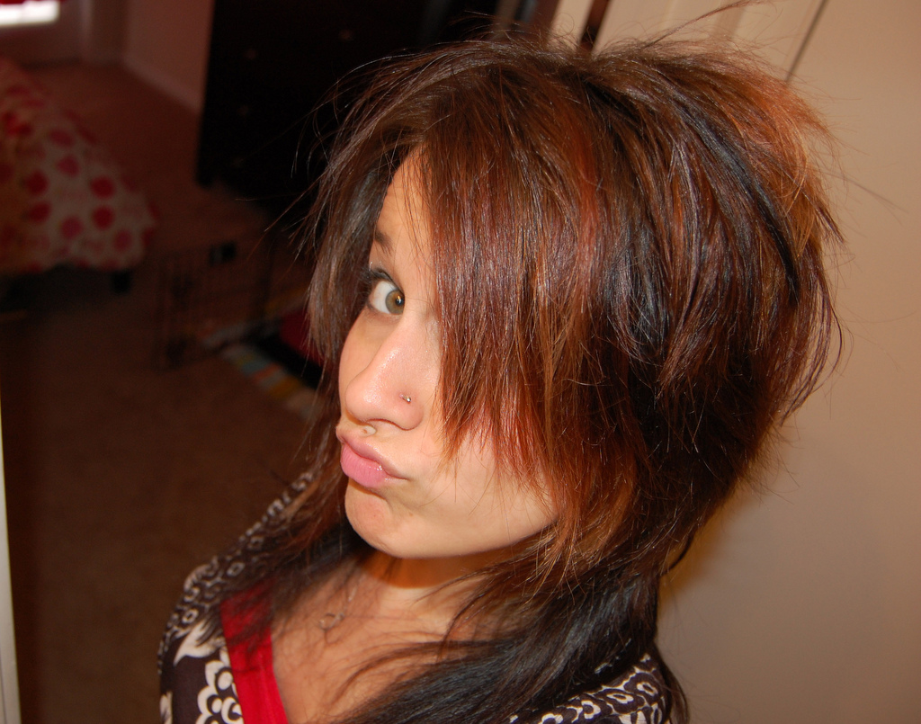 Hairstyles & Haircuts: Girl's Punk Hairstyles