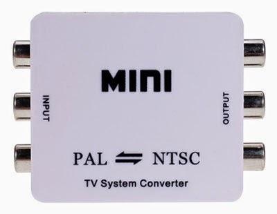 Mini TV System Converter