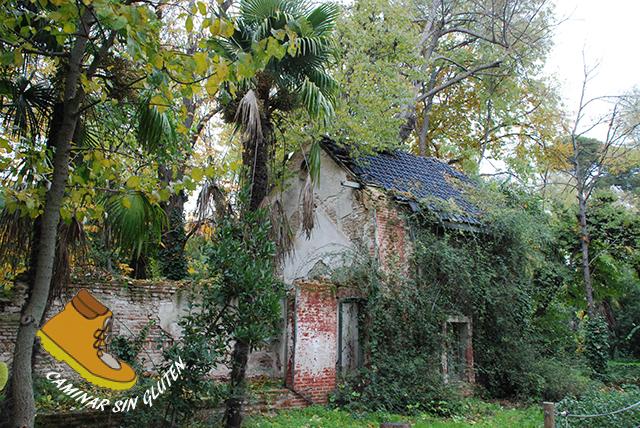 Casa de las patatas de la Quinta de Torre Arias