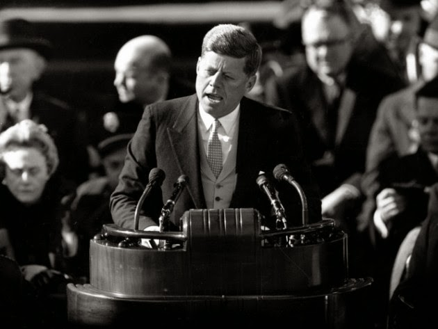 John F. Kennedy Inauguration Speech